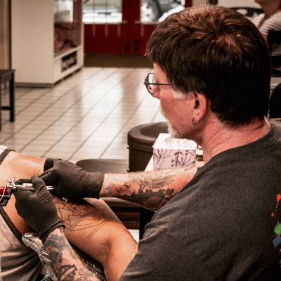 Tidewater Tattoo Studio - Elkton, MD - Elkton Arts & Entertainment