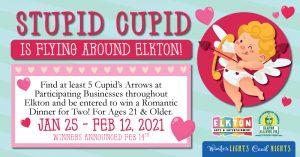 Stupid Cupid Contest - Elkton Maryland - Elkton Arts & Entertainment
