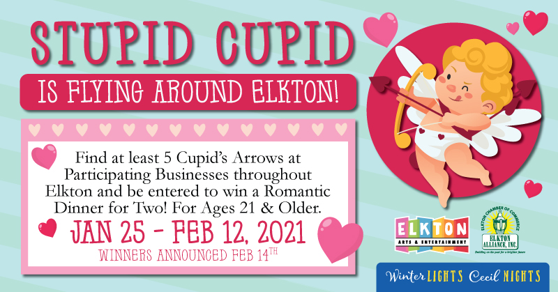 Stupid Cupid Contest - Elkton Maryland - Elkton Arts & Entertainment