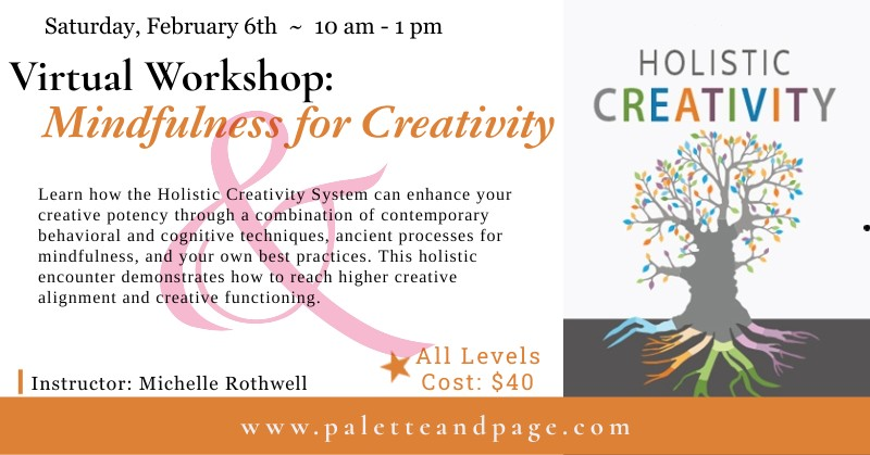 Mindfulness for Creativity - Elkton Arts & Entertainment